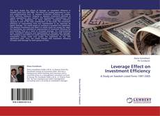 Bookcover of Leverage Effect on Investment Efficiency