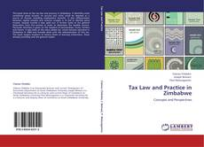Capa do livro de Tax Law and Practice in Zimbabwe