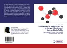 Bookcover of Performance Analysis of an ISP-based Distributed Sloppy Hash Table