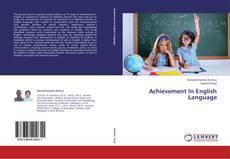 Portada del libro de Achievement In English Language
