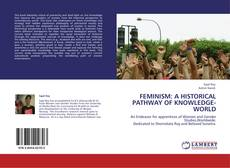 FEMINISM: A HISTORICAL PATHWAY OF KNOWLEDGE-WORLD kitap kapağı