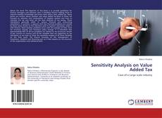Bookcover of Sensitivity Analysis on Value Added Tax