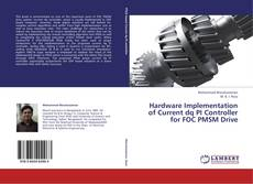 Capa do livro de Hardware Implementation of Current dq PI Controller for FOC PMSM Drive