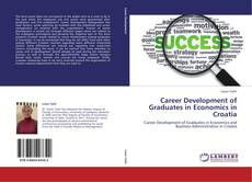 Capa do livro de Career Development of Graduates in Economics in Croatia