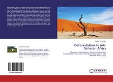 Couverture de Deforestation in sub-Saharan Africa