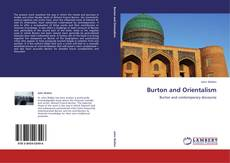Bookcover of BURTON AND ORIENTALISM