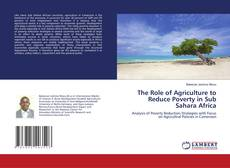 Bookcover of The Role of Agriculture to Reduce Poverty in Sub Sahara Africa