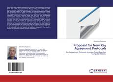Buchcover von Proposal for New Key Agreement Protocols