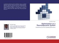 Bookcover of Optimization as a Thermodynamic System