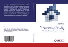 Performance of Indian Non-Life Insurance Industry kitap kapağı