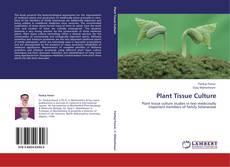 Обложка Plant Tissue Culture