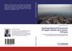 Buchcover von Hydrogeological  framework of  Upper Awash River basin,  Ethiopia