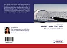 Buchcover von Business Plan Evaluation