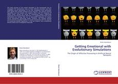 Portada del libro de Getting Emotional with Evolutionary Simulations