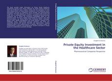 Bookcover of Private Equity Investment in the Healthcare Sector