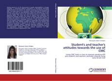 Обложка Student's and teacher's attitudes towards the use of CMC