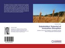 Bookcover of Stakeholders' Potential of Innovation Disruption