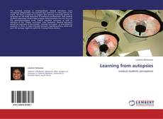 Copertina di Learning from autopsies