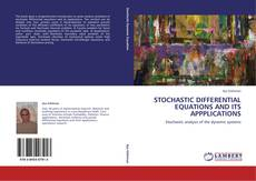 Bookcover of STOCHASTIC DIFFERENTIAL EQUATIONS AND ITS APPPLICATIONS