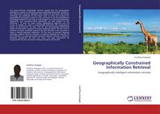 Buchcover von Geographically Constrained Information Retrieval