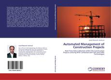 Portada del libro de Automated Management of Construction Projects