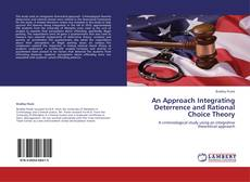 Portada del libro de An Approach Integrating Deterrence and Rational Choice Theory