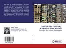 Indomitable Patriarchy, Ambivalent Masculinites? kitap kapağı