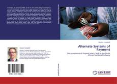 Bookcover of Alternate Systems of Payment