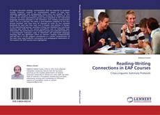 Portada del libro de Reading-Writing Connections in EAP Courses