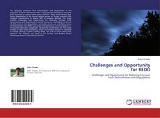 Bookcover of Challenges and Opportunity for REDD