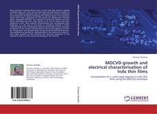 Copertina di MOCVD growth and electrical characterisation of InAs thin films