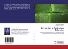 Bookcover of Devolution in Agriculture Extension