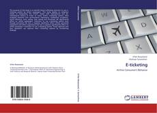 Borítókép a  E-ticketing - hoz