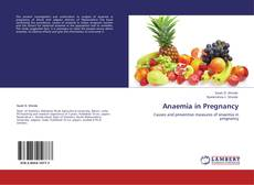Anaemia in Pregnancy kitap kapağı