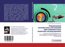 Bookcover of Управление линейными системами при неизвестных внешних возмущениях