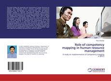 Role of competency mapping in human resource management kitap kapağı