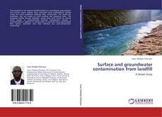 Borítókép a  Surface and groundwater contamination from landfill - hoz