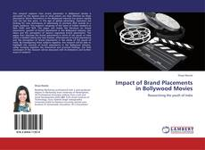 Copertina di Impact of Brand Placements in Bollywood Movies