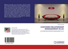 Portada del libro de CUSTOMER RELATIONSHIP MANAGEMENT IN LIC