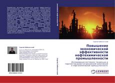 Couverture de Повышение экономической эффективности нефтехимической промышленности