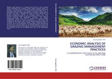 ECONOMIC ANALYSIS OF GRAZING MANAGEMENT PRACTICES kitap kapağı