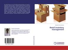 Bookcover of Retail inventory management
