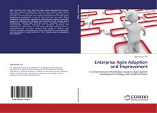 Bookcover of Enterprise Agile Adoption and Improvement