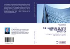 THE HANDBOOK OF INTER FIRM TECHNOLOGY TRANSFER kitap kapağı
