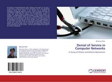Denial of Service in Computer Networks的封面