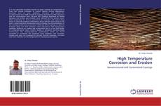 Couverture de HIGH TEMPERATURE CORROSION AND EROSION