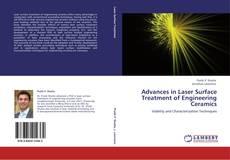 Couverture de Advances in Laser Surface Treatment of Engineering Ceramics