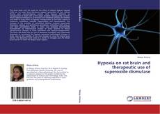 Bookcover of Hypoxia on rat brain and therapeutic use of superoxide dismutase