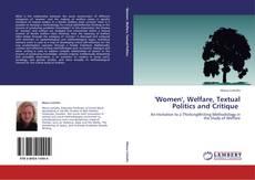 Portada del libro de 'Women', Welfare, Textual Politics and Critique