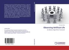Copertina di Observing Artificial Life